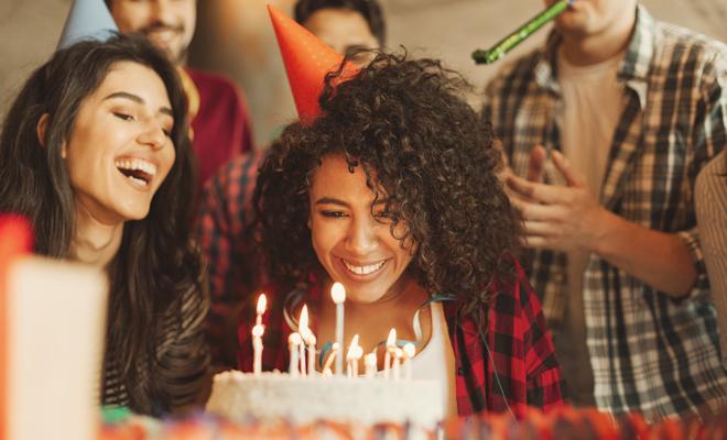 58 Frases Bonitas De Cumpleaños Para Una Amiga Mensajes De