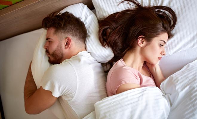 Ausencia de deseo en pareja