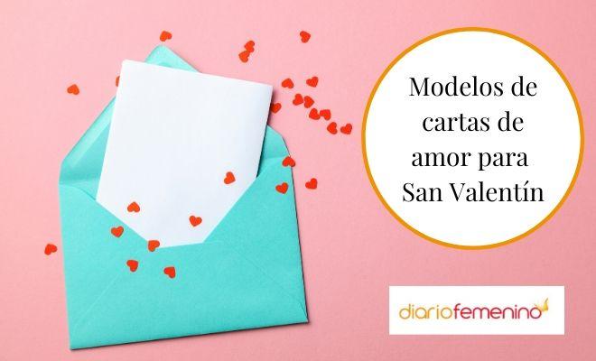 Carta De Amor Para San Valentin De Corazon A Corazon
