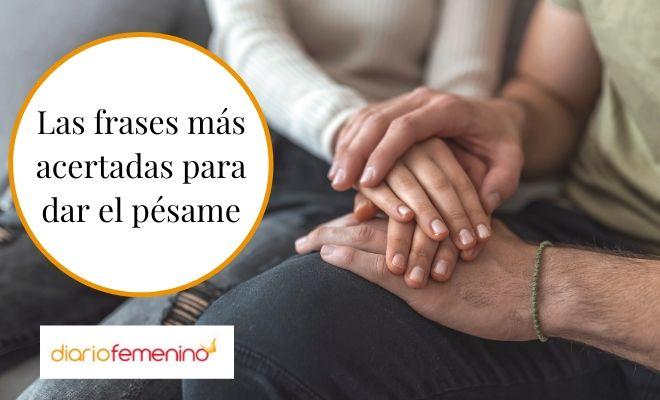 76 Sinceras Frases De Pésame Para Dar Las Condolencias A Alguien Cercano
