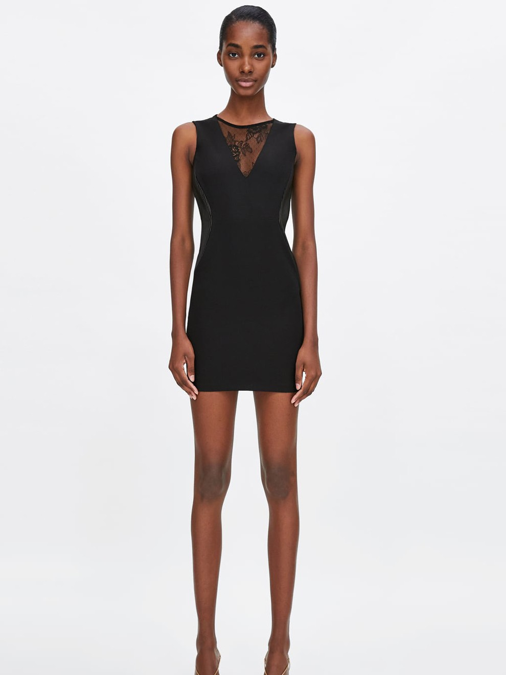Estiliza tu silueta con un vestido de fiesta de Zara