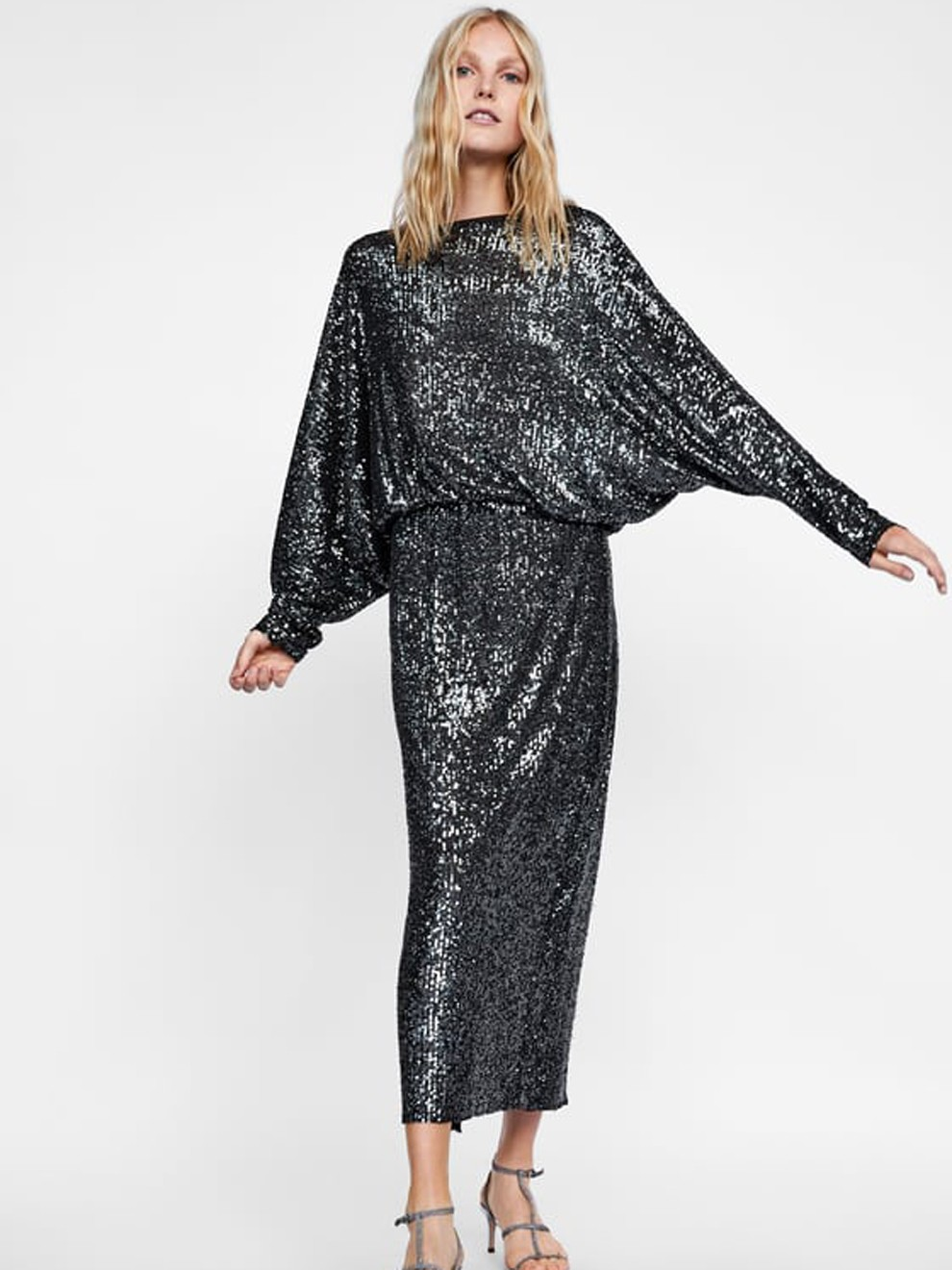 Un look boto-chic para Nochevieja con Zara