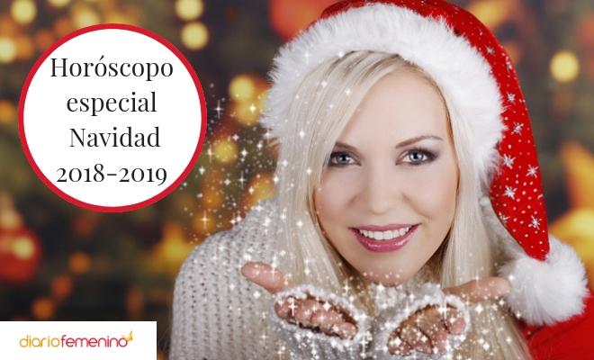c3130d6b1 Horóscopo de Navidad 2018 2019  ¿Qué te depararán las fiestas
