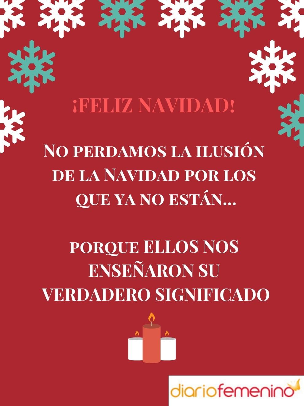 Un Recuerdo A Los Que Ya No Están En Navidad En Tus Frases