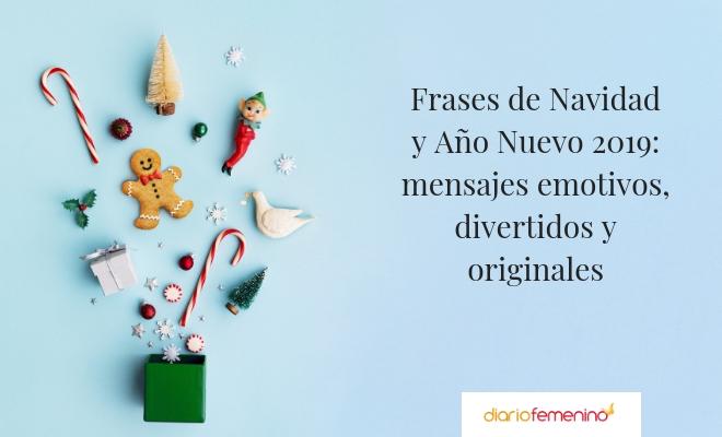 Frases De Felicitacion De Ano Nuevo Y Navidad.116 Frases De Navidad Y Ano Nuevo 2019 Nunca Antes Vistas
