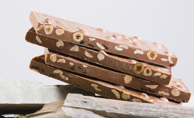 Cómo hacer turrón de chocolate para celíacos
