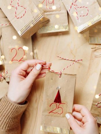 61 ideas de Calendarios de Adviento que puedes hacer en casa