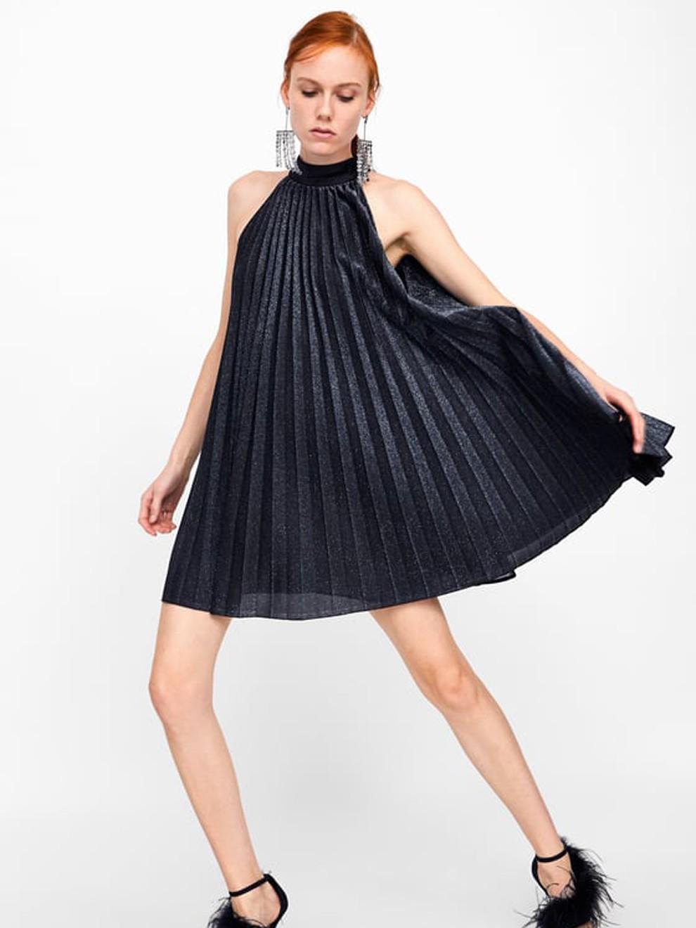 La diversión está asegurada con este vestido de Zara por 39'95 euros