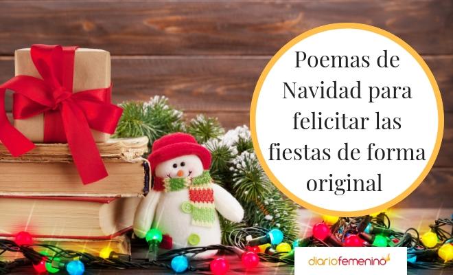 Como Decorar Una Zambomba De Navidad.41 Maravillosos Poemas De Navidad Bonitos Versos Para