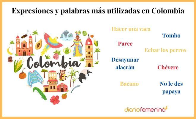 47 Expresiones Y Palabras Colombianas Representativas Y Su Significado