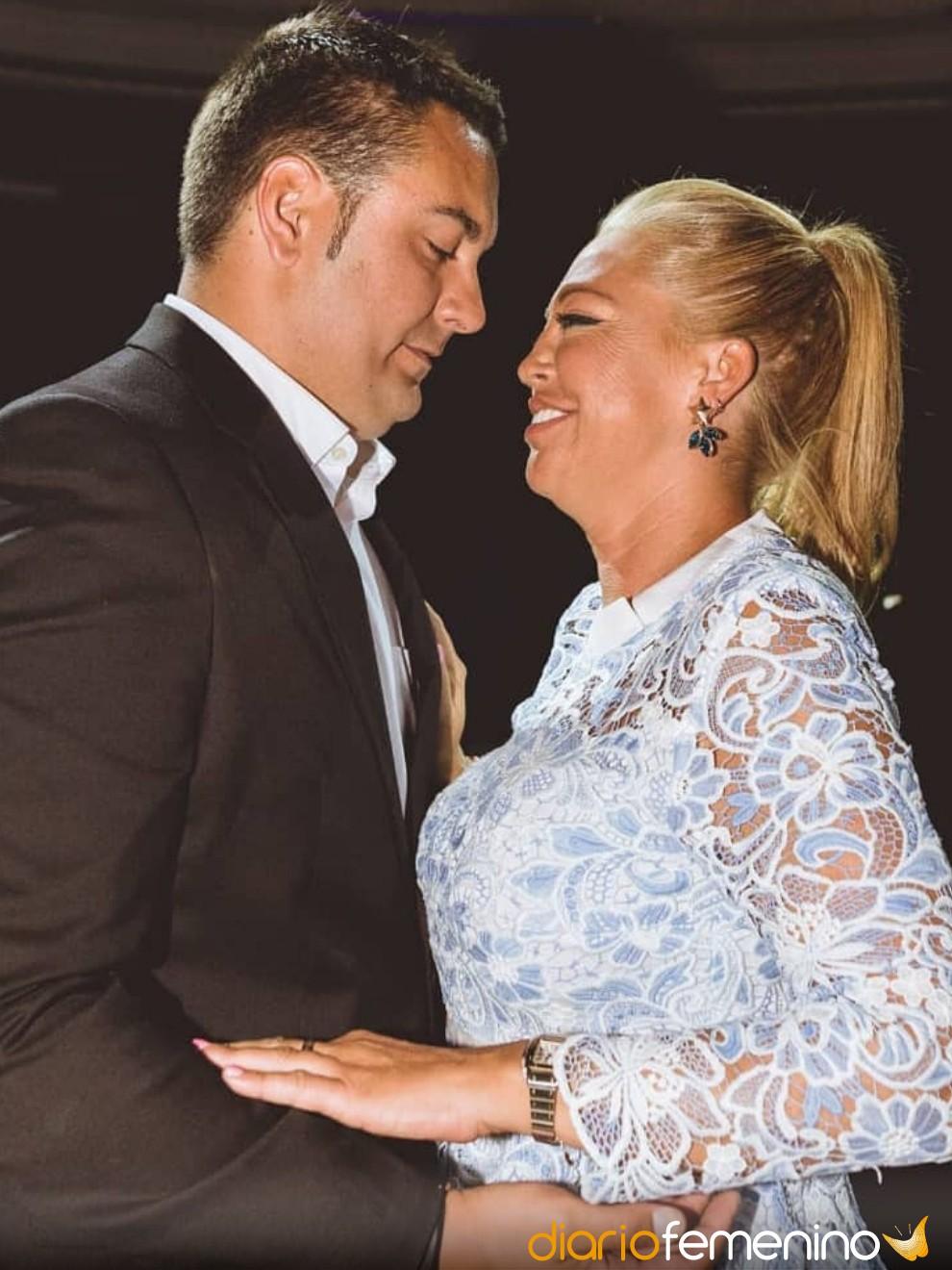 Belén Esteban y Miguel Marcos se casan en junio de 2019