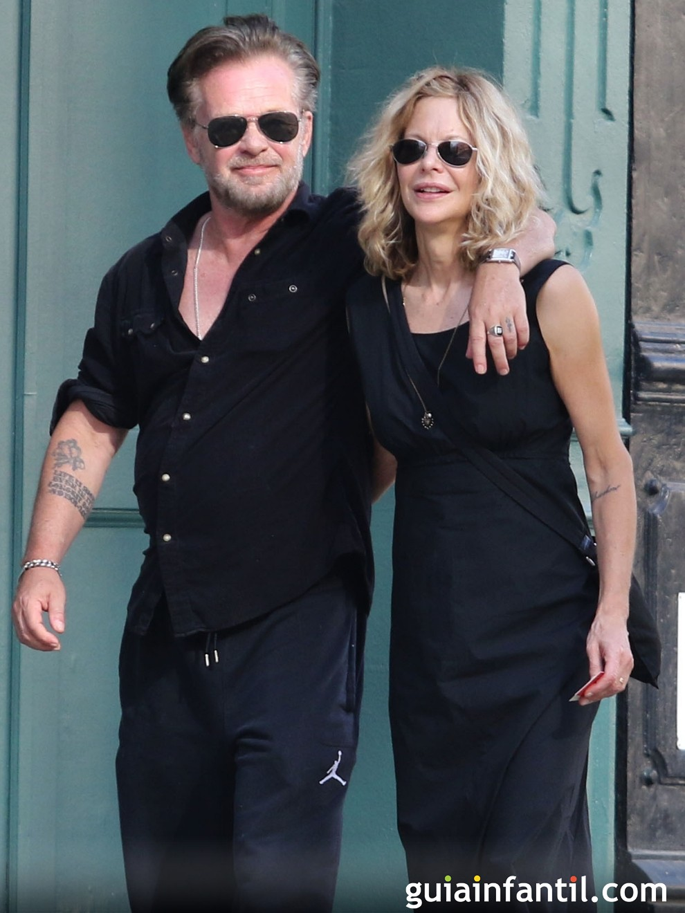 Meg Ryan y John Mellencamp celebrarán su boda en 2019