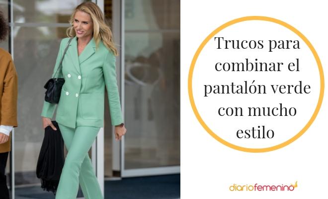 Como Combinar Un Pantalon Verde Ideas Para Un Look 10