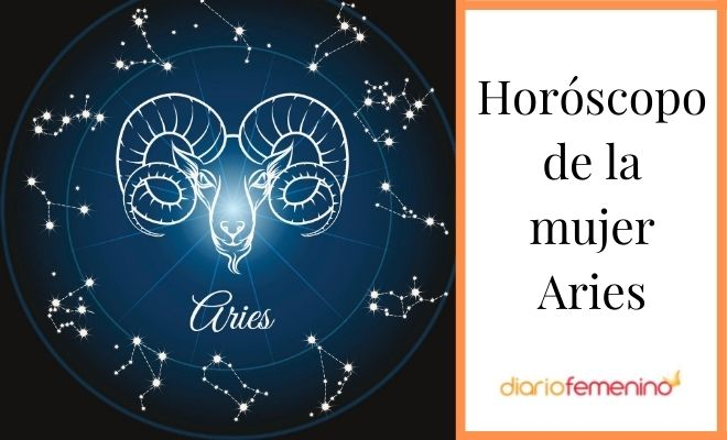 Horóscopo De La Mujer Aries Así Es Su Carácter Y Personalidad