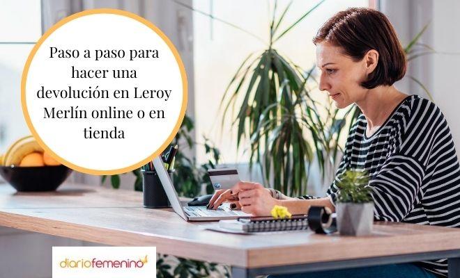 Guia De Devoluciones En Leroy Merlin Como Devolver O Cambiar Un Articulo
