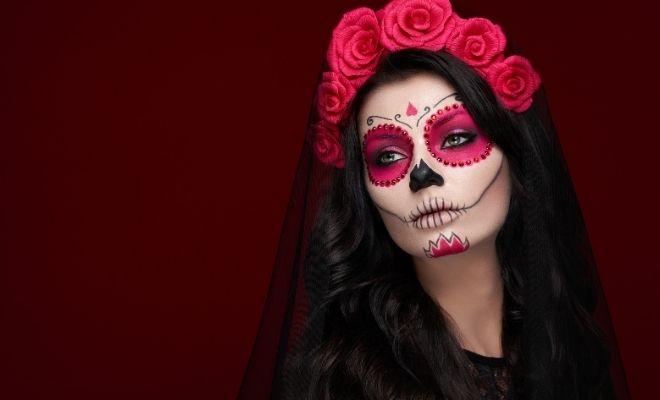 Espectacular Maquillaje De Frida Kahlo Para Halloween Paso A Paso