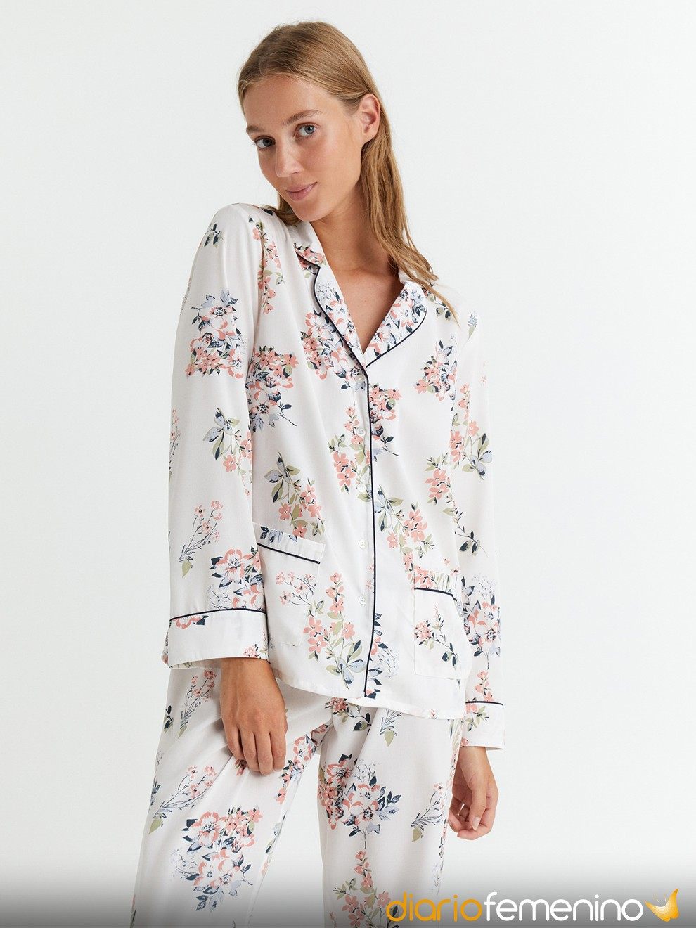 Pijama de Sfera con flores para Nochevieja 2020/2021