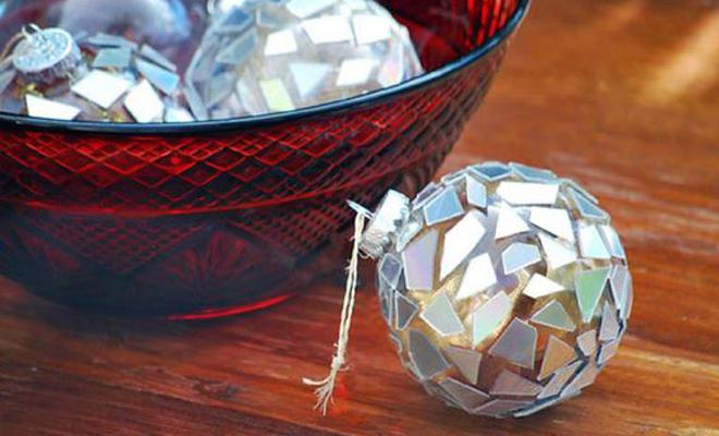 Como Decorar Bolas De Navidad De Poliespan.Como Hacer Bolas De Navidad En Casa