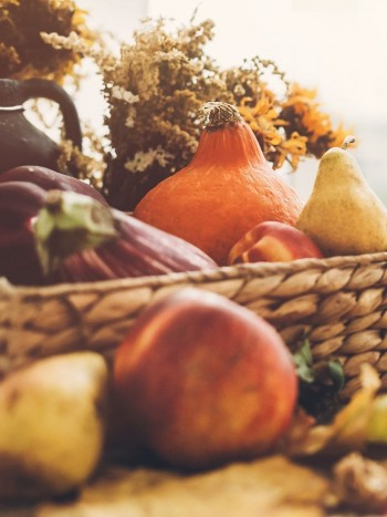 13 ideas de decoración para Acción de Gracias sencillas pero creativas