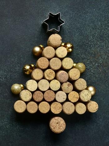 Más de 51 ideas de decoración de Navidad con materiales reciclados