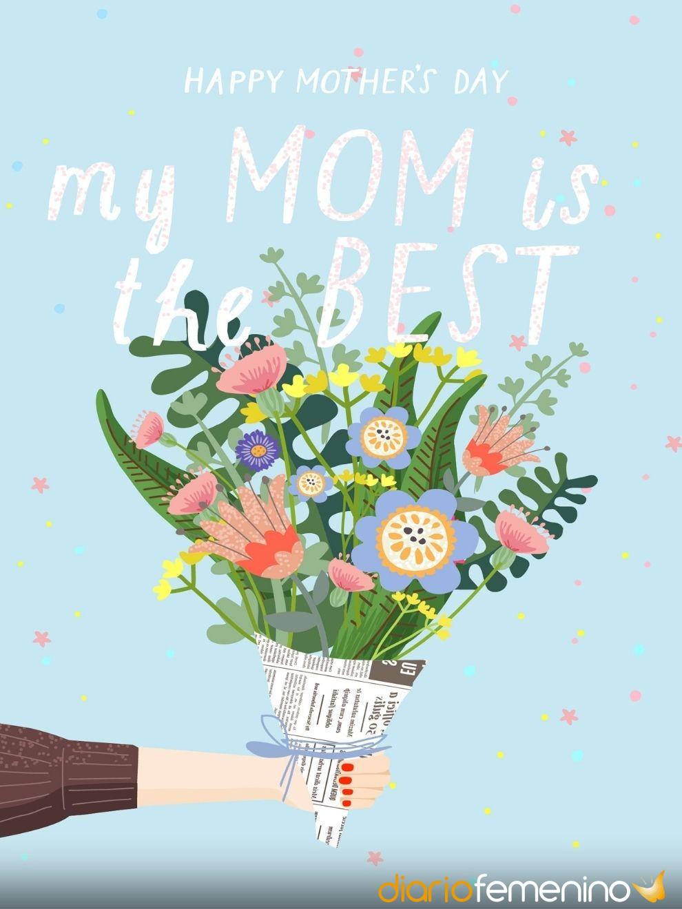 Día de la Madre: las mejores tarjetas