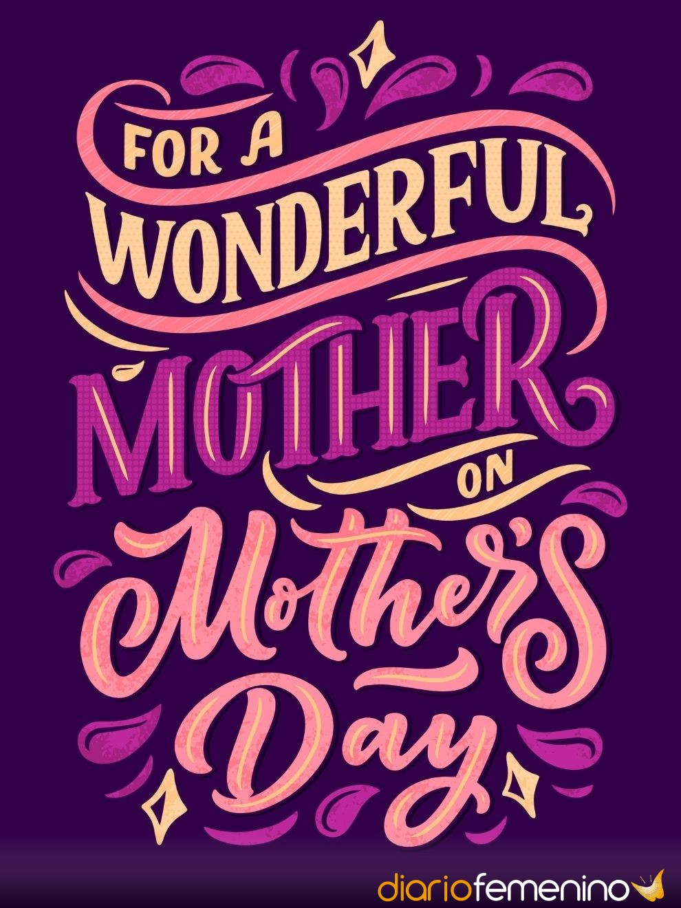 Tu madre, quien más te quiere en el Día de la Madre