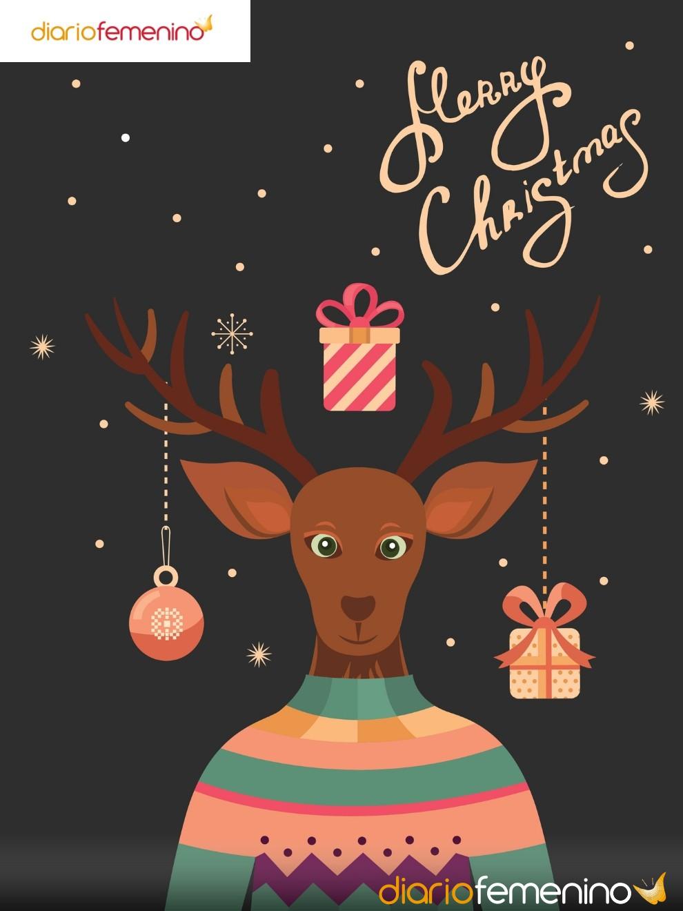 Tarjetas de Navidad y Año Nuevo 2019 para felicitar a tus amigos y triunfar
