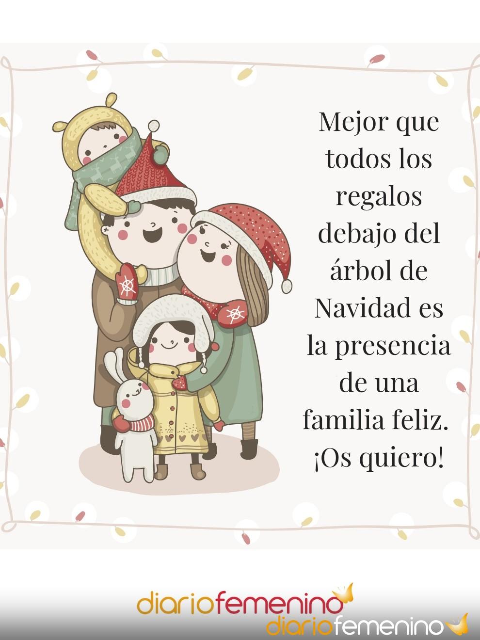 Tarjeta navideña para hacer llorar de emoción a tu familia