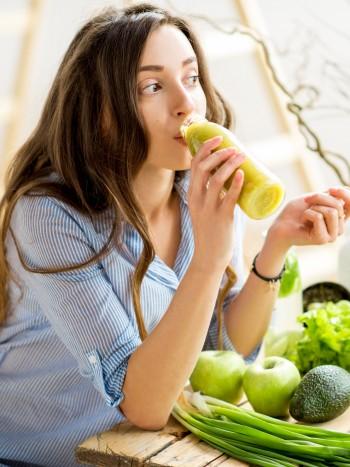 Dietas detox para después de Navidad