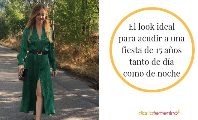 Cómo Vestirse Para Ir A Una Fiesta De 15 Años Looks De