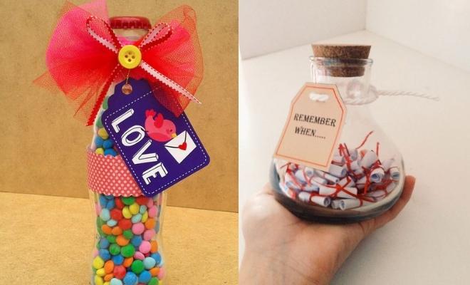 Regalos De San Valentin Para Mi Novio Manualidades.San Valentin Las Mejores Manualidades Para El 14 De Febrero