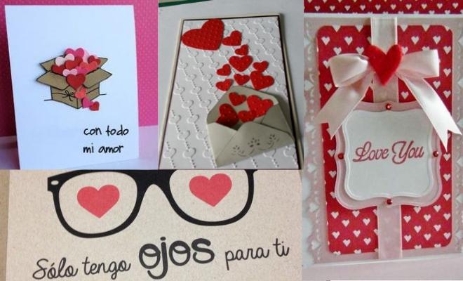 San Valentin Las Mejores Manualidades Para El 14 De Febrero