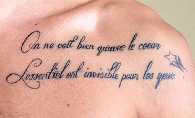 61 Frases Para Tatuarse En El Pecho Diseños Para Mujeres Y Hombres
