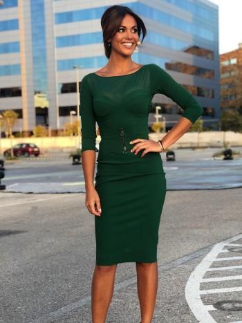 Cómo Pintarse Las Uñas Para Un Vestido Verde Esmaltes Ideales