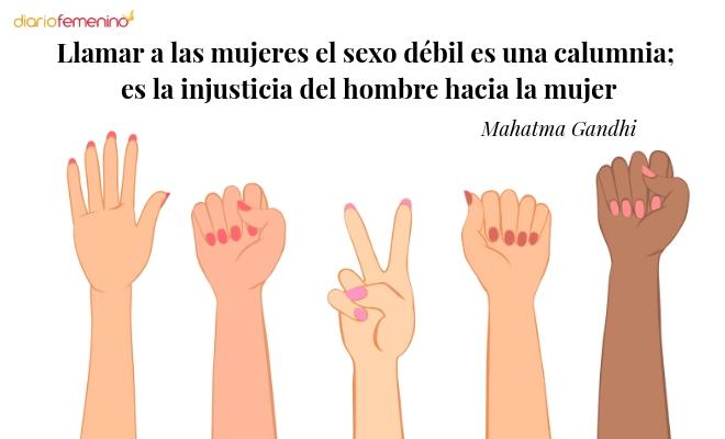 101 Frases Feministas E Inspiradoras Con Imagen Para El