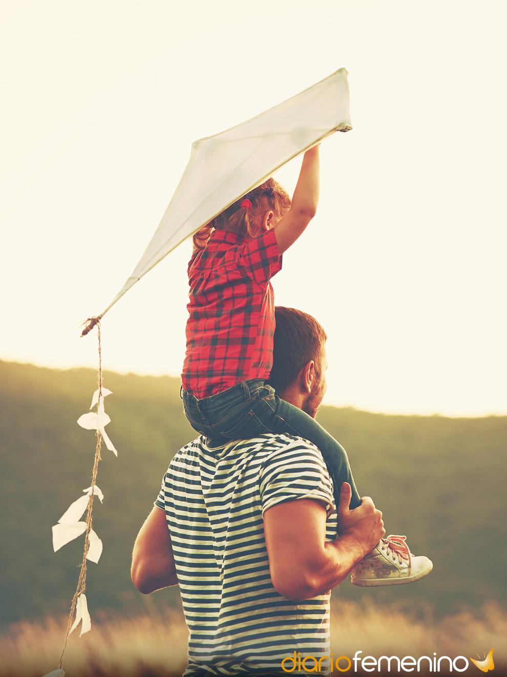 Carta de amor para papá, el mejor regalo para el Día del Padre