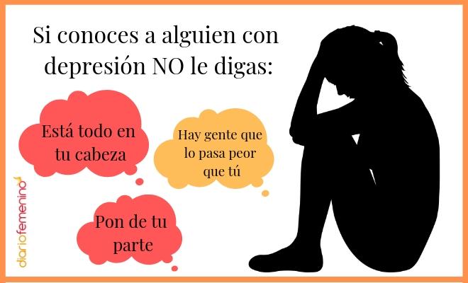 Frases Que No Debes Decir A Personas Con Depresión