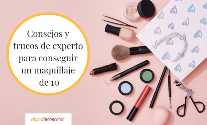 8f00dc263 Tips básicos de maquillaje para principiantes: logra un look de experta