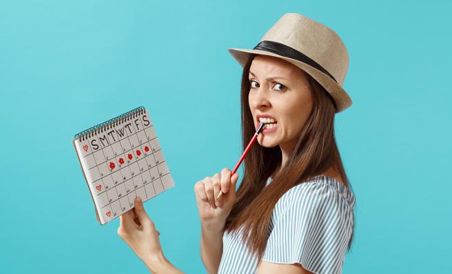 como puedo quitar mi menstruacion