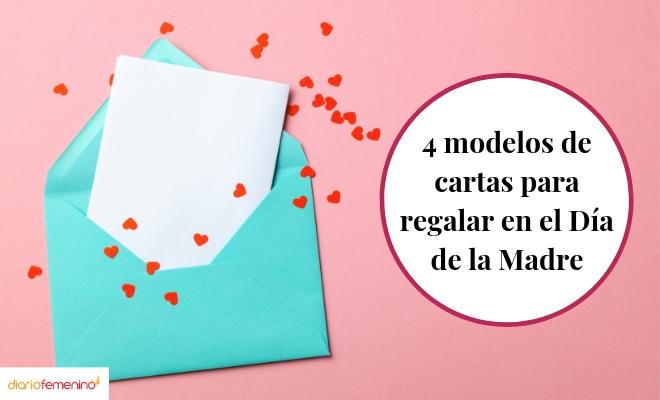 Una Carta De Amor Un Regalo Inolvidable Para El Día De La Madre