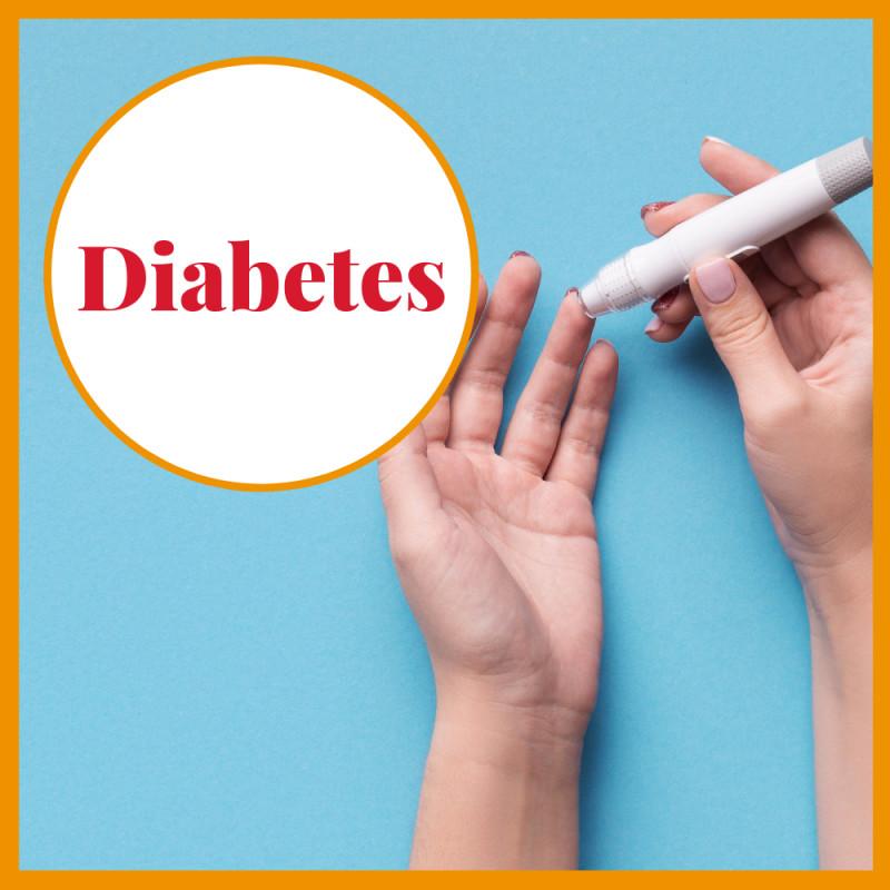 diabetes sustituto de azúcar en la dieta