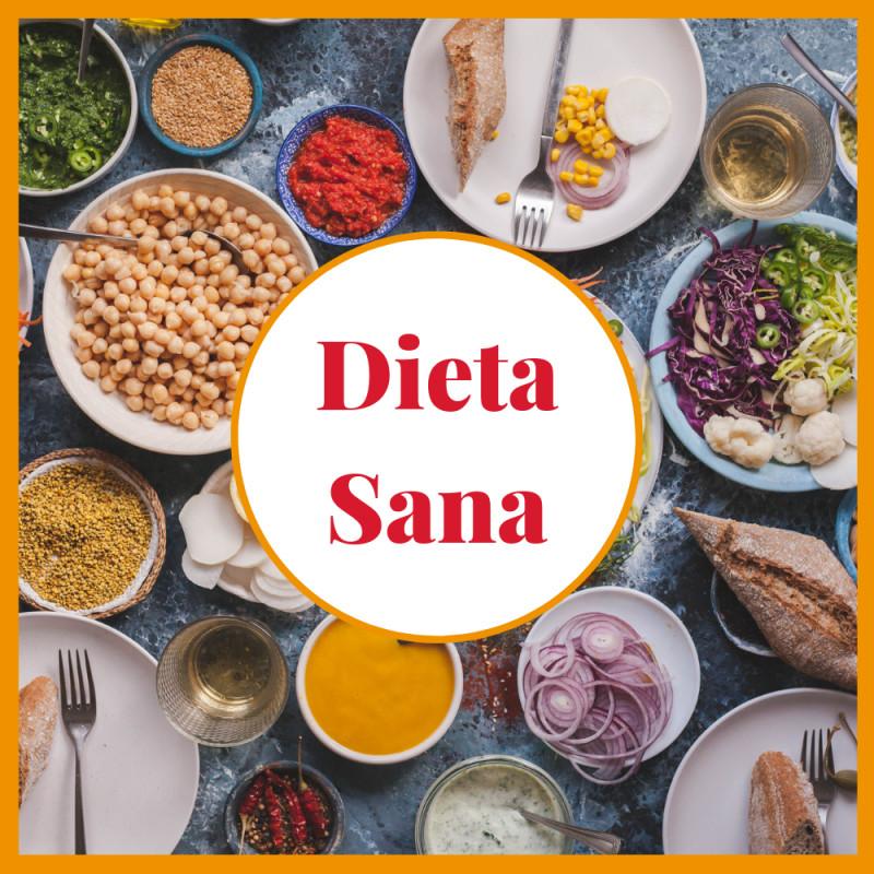 Como hacer una dieta sana