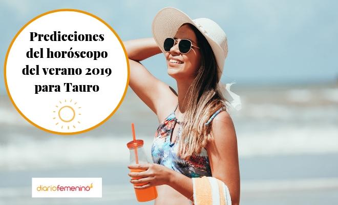 Horóscopo del verano 2019: todas las predicciones para Tauro