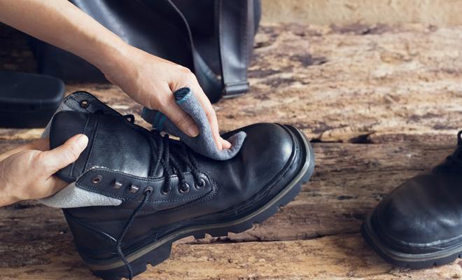 De Significado Con Limpiar El Soñar ZapatosPrepara Camino byfY76gv