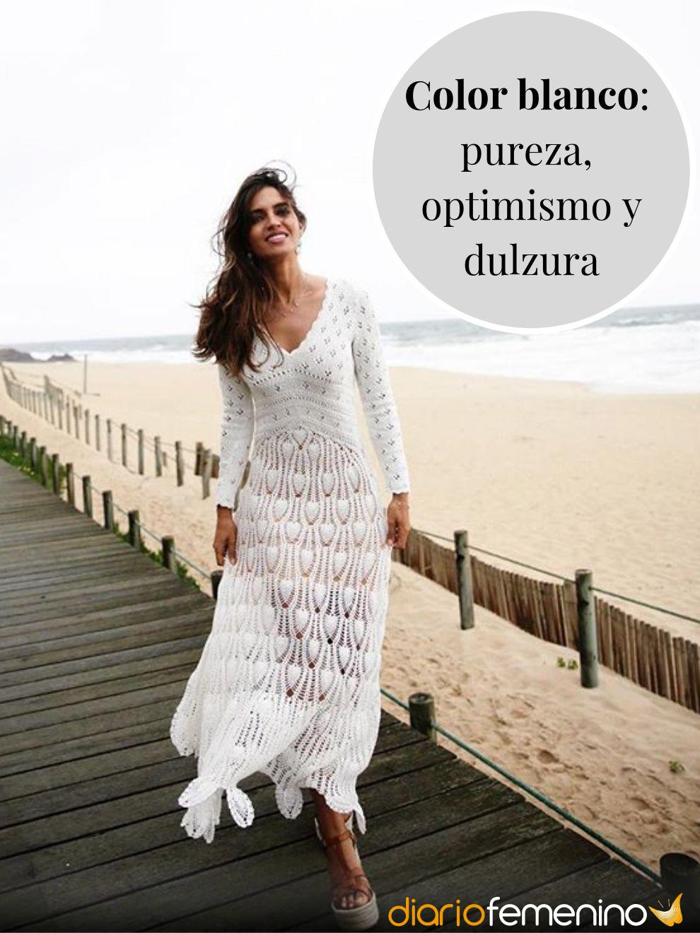 La pureza y el optimismo en el significado del color blanco en la ropa