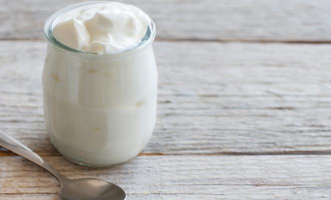 Así se utiliza el yogur en la vagina