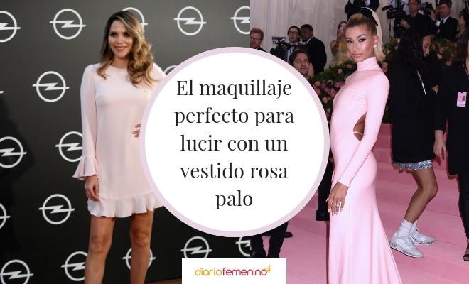 Cómo Maquillarse Para Un Vestido Rosa Palo Outfit Romántico