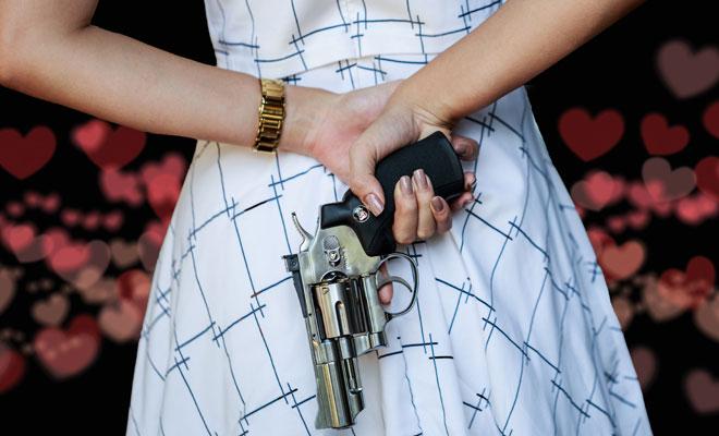 Las pistolas en sueños