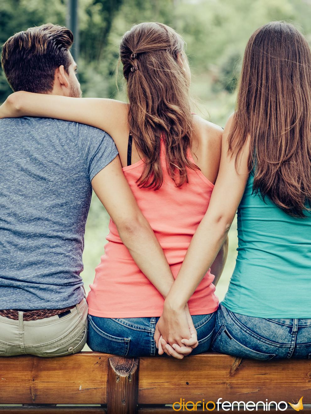 El significado de soñar con una infidelidad