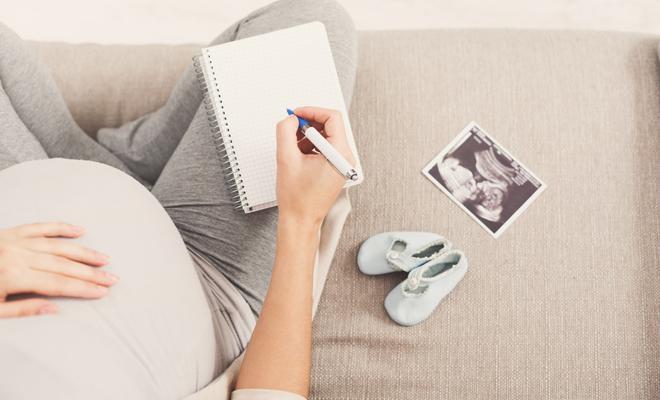 Carta De Amor Para Mi Bebé Que Está En Camino La Espera Más Dulce